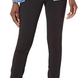 J.Crew Mercantile Women's Stretch Side Zip Ponte Pant | Amazon (US)