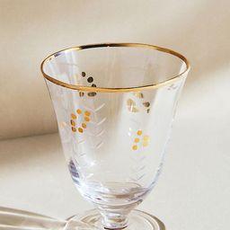 Ellery Stemless Wine Glasses, Set of 4 | Anthropologie (US)