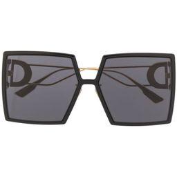 30Montaigne square-frame sunglasses   Farfetch (US)