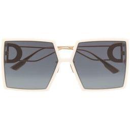 30Montaigne square sunglasses   Farfetch (US)