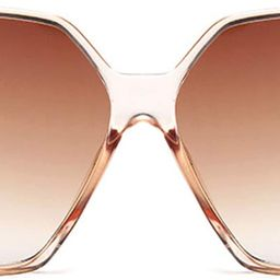 Dollger Oversized Square Sunglasses for Women Big Large Wide Fashion Shades for Men 100% UV Prote...   Amazon (US)