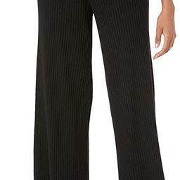 The Drop Women's Catalina Pull-On Rib Sweater Pant | Amazon (US)