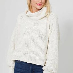 Free People Be Yours Turtleneck Sweater | Social Threads
