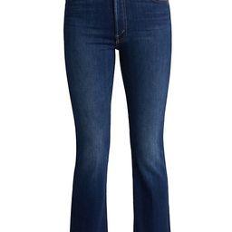 The Hustler Ankle Fray Jeans | Saks Fifth Avenue