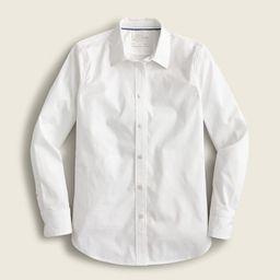 Slim-fit stretch cotton poplin shirt | J.Crew US