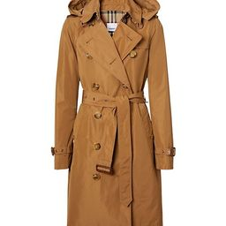 Kensington Belted Trench Coat | Saks Fifth Avenue
