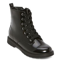 Thereabouts Girls Inflow Combat Boots Flat Heel   JCPenney