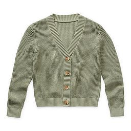 Thereabouts Little & Big Girls Long Sleeve Cardigan   JCPenney
