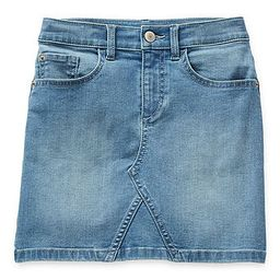 Thereabouts Little & Big Girls Adjustable Waist Midi Denim Skirt   JCPenney