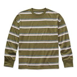 Thereabouts Little & Big Boys Crew Neck Long Sleeve T-Shirt   JCPenney