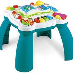 LeapFrog Learn and Groove Musical Table (Frustration Free Packaging), Green | Amazon (US)