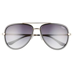 All In 56mm Aviator Sunglasses | Nordstrom