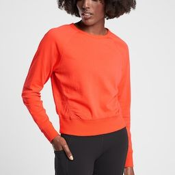 Sundown Puckered Sweatshirt | Athleta