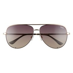 High Key 68mm Aviator Sunglasses | Nordstrom
