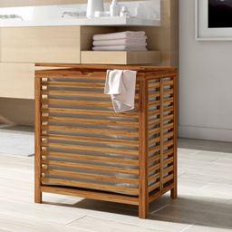 Bamboo Laundry Hamper | Wayfair North America