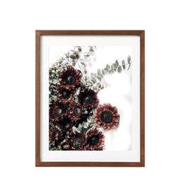 October Sunflowers (Digital File, Portrait) Floral Photography Print | Etsy (US)