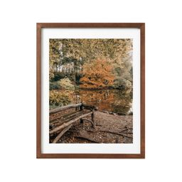 8. [Fall Reflections in Central Park] Photography Print, Autumn Leaves in New York | Etsy (US)