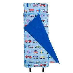 Wildkin Olive Kids Trains, Planes and Trucks Nap Mat | Bed Bath & Beyond | Bed Bath & Beyond