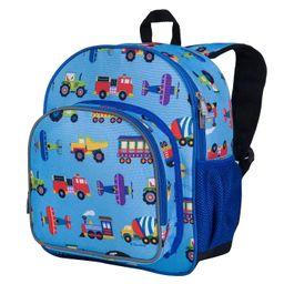 Wildkin Trains, Planes & Trucks 12 Inch Backpack | Target