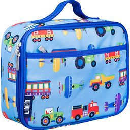 Wildkin Insulated Lunch Box for Boys and Girls, Perfect Size for Packing Hot or Cold Snacks for S... | Amazon (US)