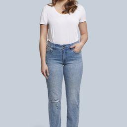 Tummyless Straight Jean   Seven7 Jeans