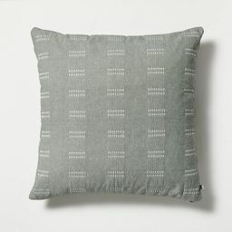 Dash Stripe Throw Pillow - Hearth & Hand™ with Magnolia   Target