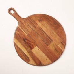 Round Wood Paddle Serve Board - Hearth & Hand™ with Magnolia   Target