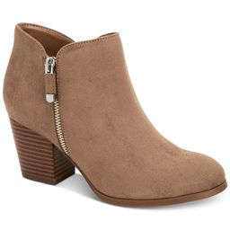Style & Co Masrinaa Ankle Booties, Created for Macy's & Reviews - Boots - Shoes - Macy's | Macys (US)