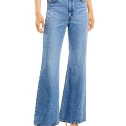 70s High Rise Flare Jeans in Sonoma Walks | Bloomingdale's (US)