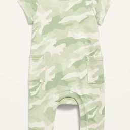 Unisex French Terry One-Piece for Baby   Old Navy (US)