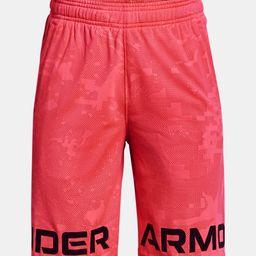 Boys' UA Renegade 3.0 Jacquard Shorts | Under Armour (CA)
