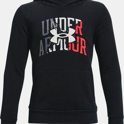 Boys' UA Rival Fleece Layers Hoodie | Under Armour (CA)