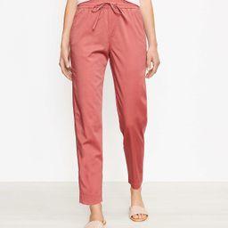 Lou & Grey Supersoft Sateen Pants | LOFT