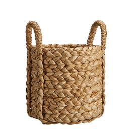 Beachcomber Handwoven Seagrass Basket Collection   Pottery Barn (US)
