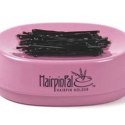Bobby Pin and Hair Clip Magnetic Holder: HairpinPal (Raspberry Mauve)   Amazon (US)