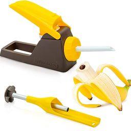 Banana Loca Kitchen Gadget - Core & Fill A Banana While Still In Its Peel   Amazon (US)