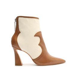 Edwiges Leather Bootie   Schutz Shoes (US)