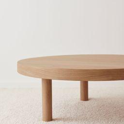 Bay Coffee Table - Oak | Jenni Kayne | Jenni Kayne