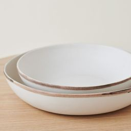 Small Sierra Serving Bowl - Oatmeal | Jenni Kayne | Jenni Kayne
