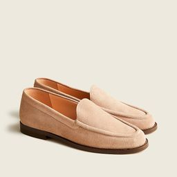Winona suede loafers | J.Crew US