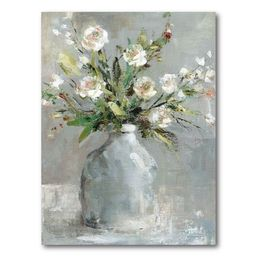 """Courtside Market Country Bouquet I 16""""x20"""" Gallery-Wrapped Canvas Wall Art - Walmart.com 