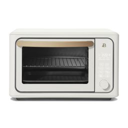 Beautiful 6 Slice Touchscreen Air Fryer Toaster Oven, White Icing by Drew Barrymore - Walmart.com | Walmart (US)