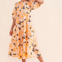 Akiarcras Tiered Midi Dress | Nuuly