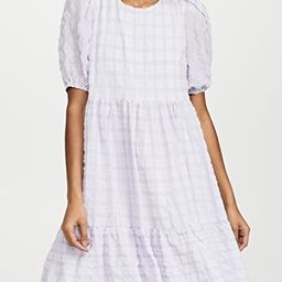 Tiered Gingham Maxi Dress | Shopbop