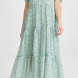 Rival Floral Tiered Maxi Dress | Shopbop