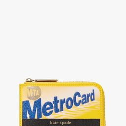 on a roll zip cardholder | Kate Spade (US)
