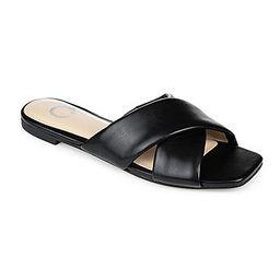 Journee Collection Womens Carlotta Slide Sandals   JCPenney