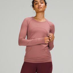 Swiftly Tech Long Sleeve Shirt 2.0   Lululemon (US)