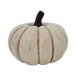 "8.6"" Cream Pumpkin Accent by Ashland® | Michaels Stores"