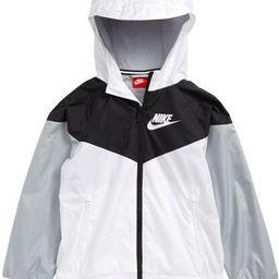 Windrunner Water Resistant Hooded Jacket   Nordstrom